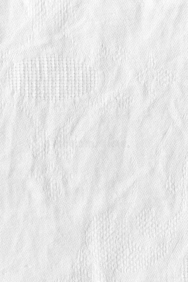 Текстура ткани белья стоковое фото