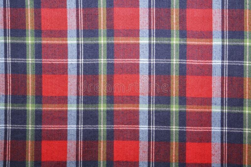 Текстура ткани фланели стоковое изображение rf