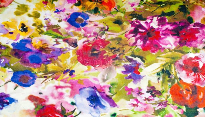 Текстура ткани шелка m стоковое фото