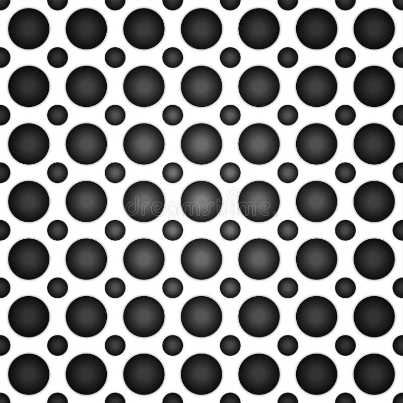 Текстура тома реалистическая, картина серой точки круга 3d геометрическая бесплатная иллюстрация
