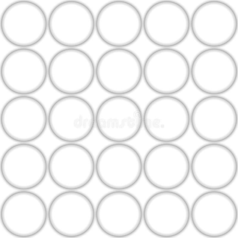 Текстура тома реалистическая, картина серой формы круга 3d геометрическая бесплатная иллюстрация