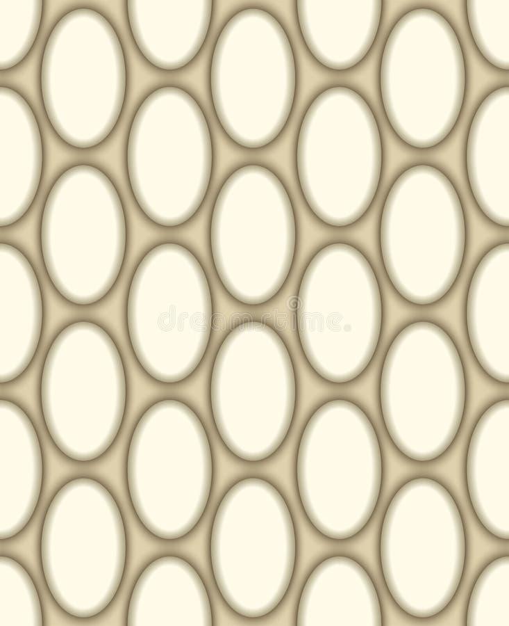 Текстура тома реалистическая, картина серой формы эллипсиса 3d геометрическая бесплатная иллюстрация