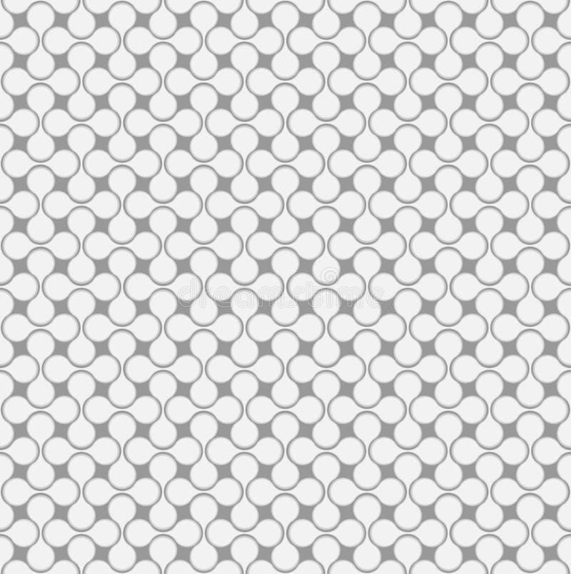 Текстура тома реалистическая, серая картина 3d Metaball геометрическая бесплатная иллюстрация