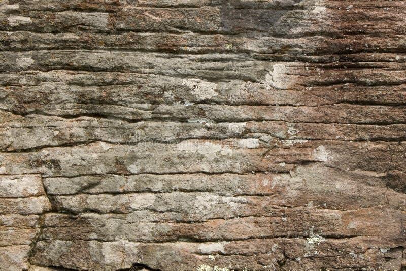 текстура утеса стороны скалы стоковое изображение rf
