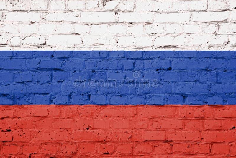 Текстура флага России стоковое изображение rf