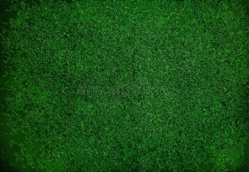 Текстура фона предпосылки зеленой травы иллюстрация вектора