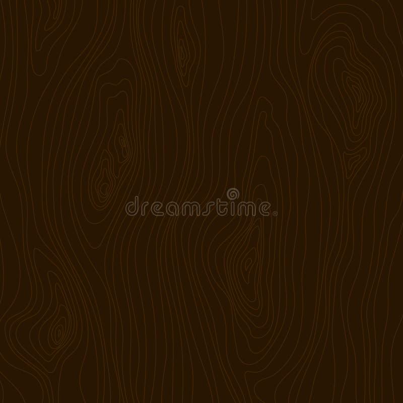 Текстура цвета деревянная Деревянная картина зерна E иллюстрация вектора