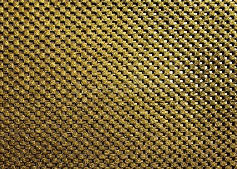 Текстура цвета золота для предпосылки стоковая фотография