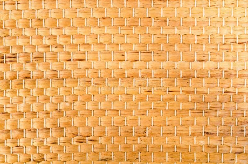 Текстура циновки раздумья соломы стоковые изображения rf