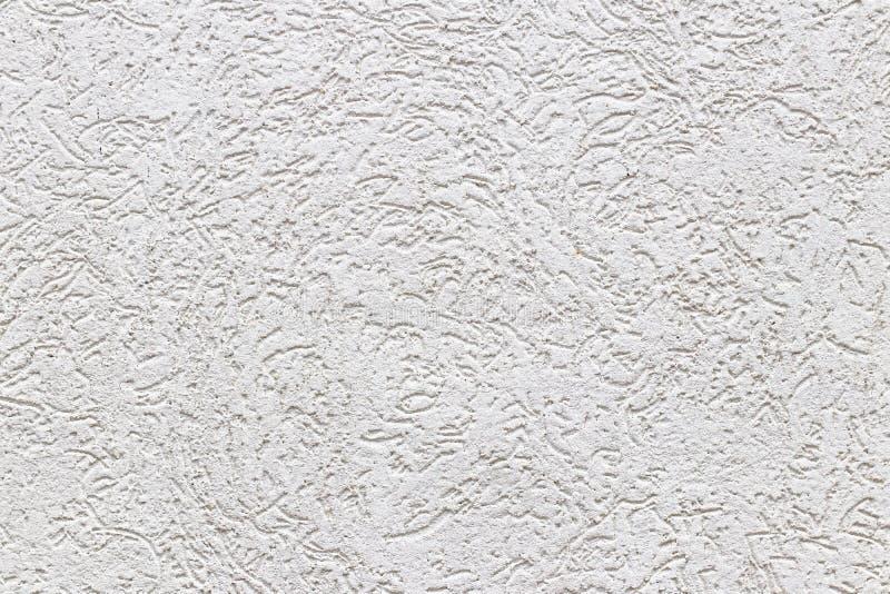 Текстура части стены современной структуры белого цвета Harshness в стиле жука расшивы Предпосылка для desig стоковые фото