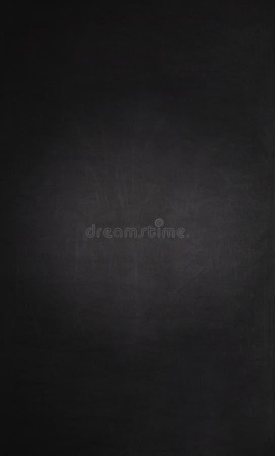 текстура черного chalkboard мелка пробела классн классного пустая трассирует Пустая пустая черная доска стоковые фотографии rf