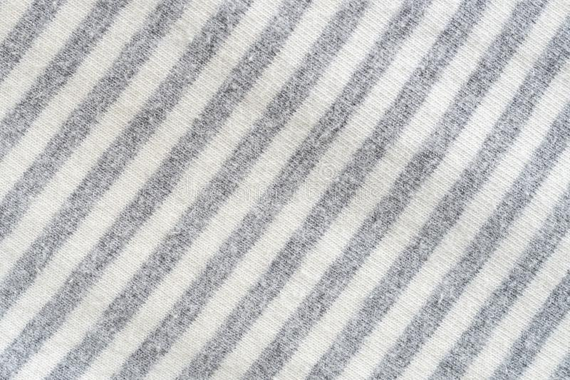 Текстура черно-белой предпосылки картины ткани стоковое изображение rf