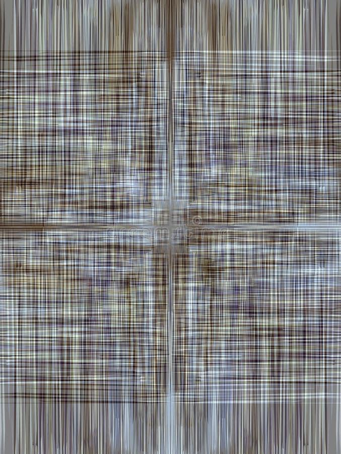 текстура 2 ковров иллюстрация штока