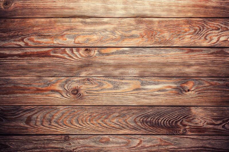 Текстура Bown деревянная стоковые изображения rf