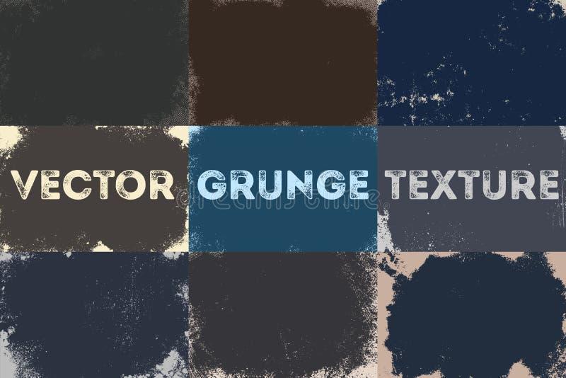 Текстура grunge вектора иллюстрация штока
