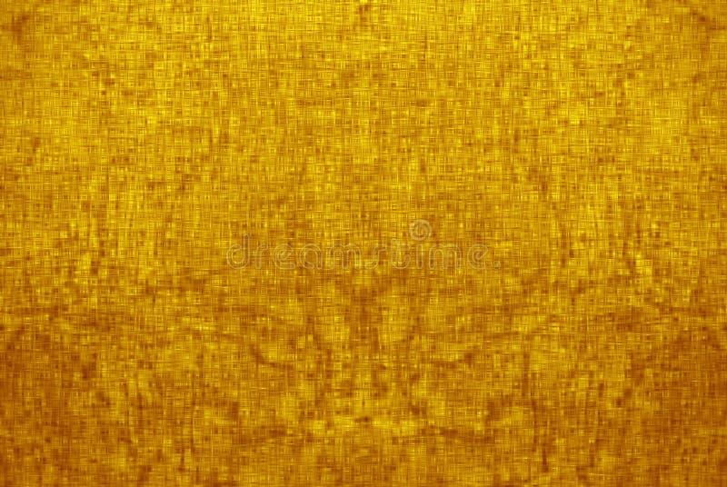 текстура grunge золота стоковая фотография