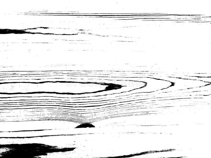 Текстура Grunge, стена черно-белой детали деревянная, верхний слой дистресса стоковое изображение rf