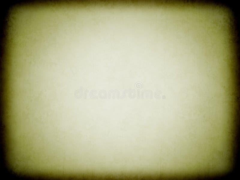Текстура Grunge с виньеткой, тонизированным sepia стоковые фото