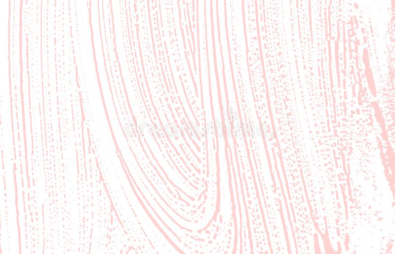 Текстура Grunge Трассировка дистресса розовая грубая предпосылка сказовая Текстура grunge шума пакостная Славный ar бесплатная иллюстрация