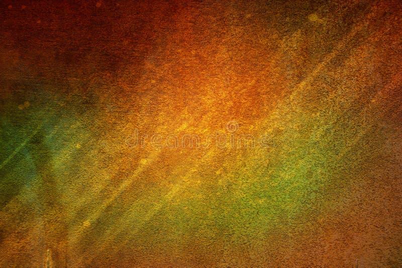текстура grunge цвета иллюстрация вектора