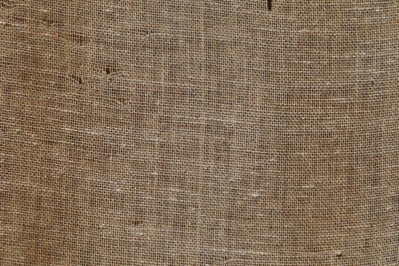 Текстура linen сумки стоковое изображение rf