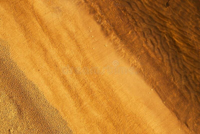 Текстура Sandy стоковые фотографии rf