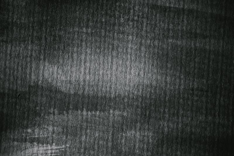 Текстурированная бумага в черно-белом Серый цвет покрасил бумажные текстуру и предпосылку для дизайна Взгляд крупного плана абстр стоковое изображение rf