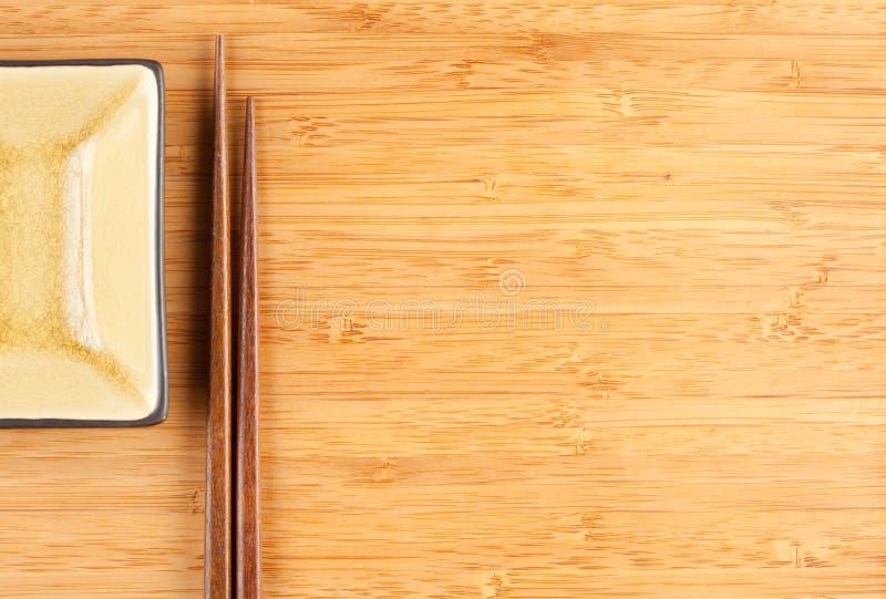 текстурированная поверхность предпосылки bamboo стоковое фото rf