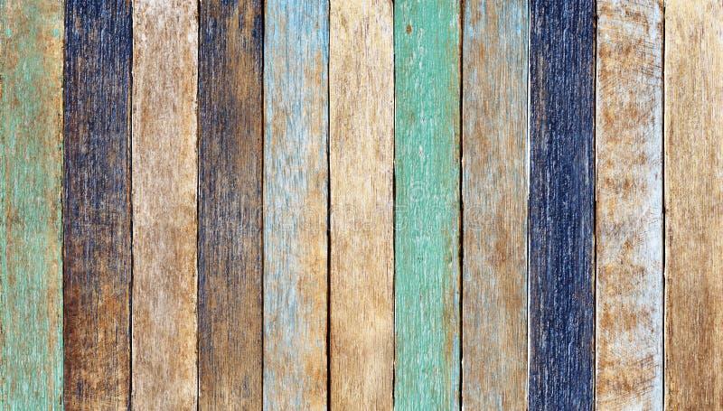 Текстурированная старая деревянная планка стоковая фотография rf