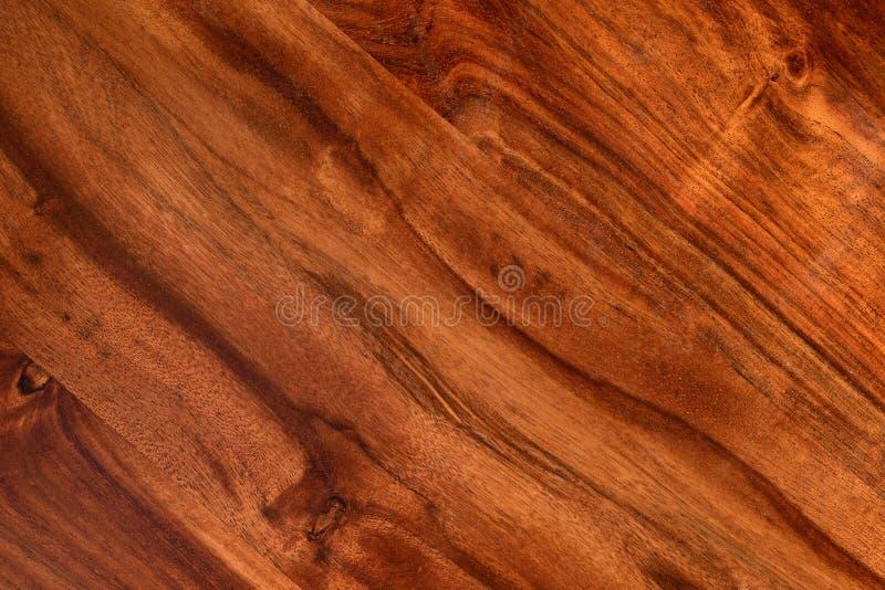 Текстурированная темная древесина Брайна естественная стоковая фотография rf