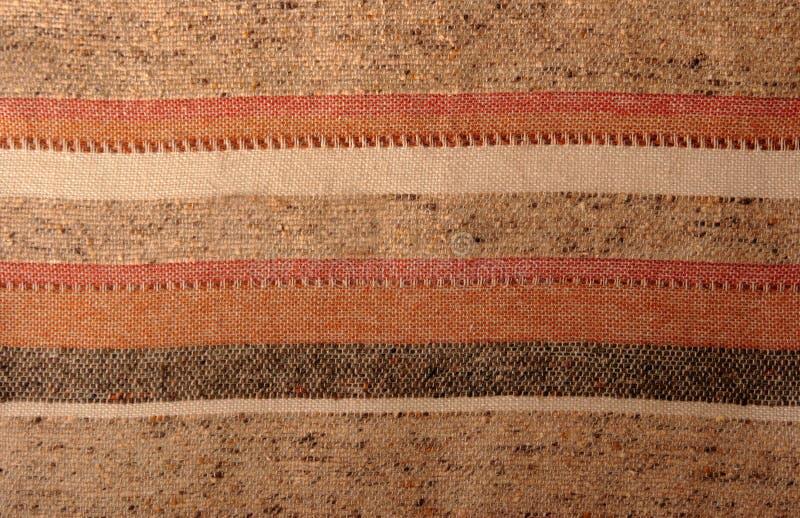 текстурированная ткань предпосылки стоковое фото rf