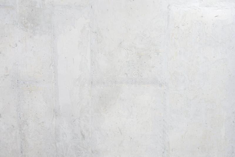 Текстурированная цементом белизна предпосылки стоковые фотографии rf