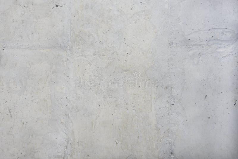 Текстурированная цементом белизна предпосылки стоковые изображения