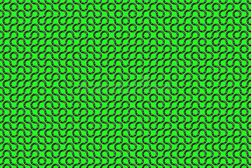 текстурированное безшовное лабиринта иллюстрация вектора