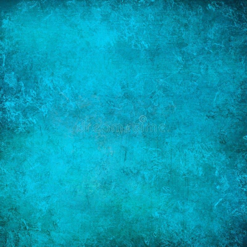 текстурированное grunge абстрактной предпосылки голубое стоковое фото
