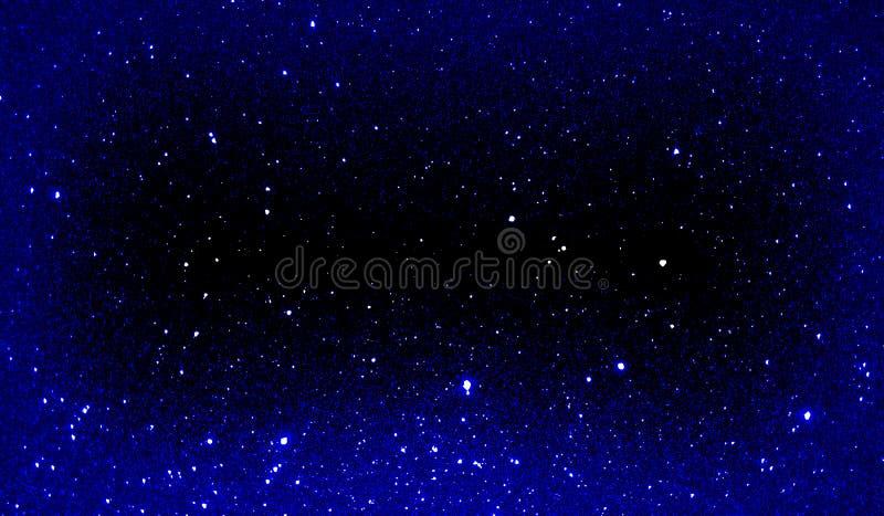 Текстурированные ярким блеском голубые и черные затеняемые обои предпосылки стоковая фотография rf