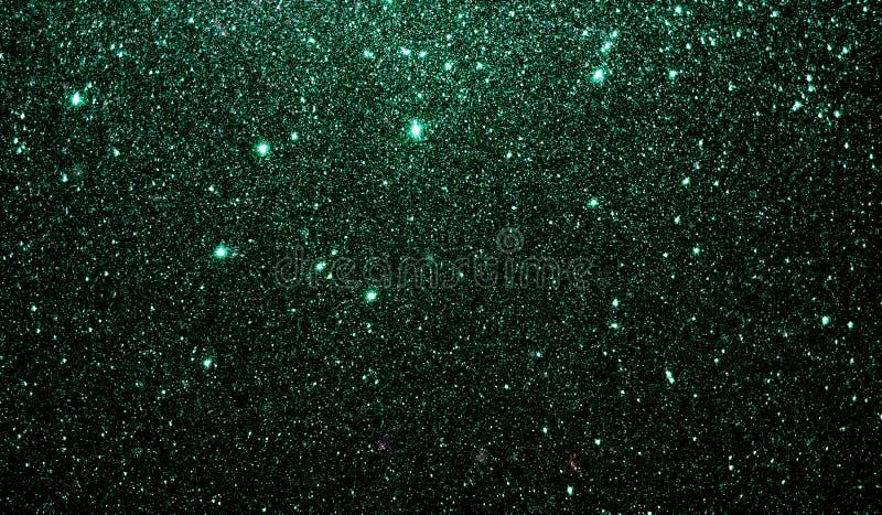 Текстурированные ярким блеском зеленые и черные затеняемые обои предпосылки стоковое изображение