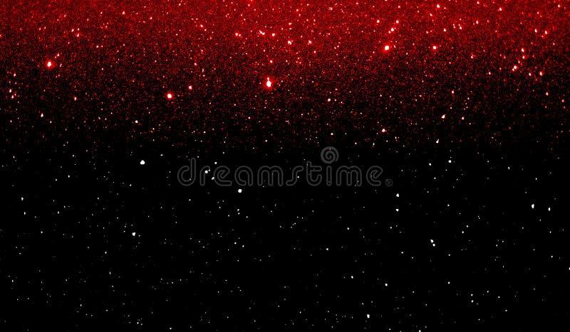 Текстурированные ярким блеском красные и черные затеняемые обои предпосылки стоковое фото rf