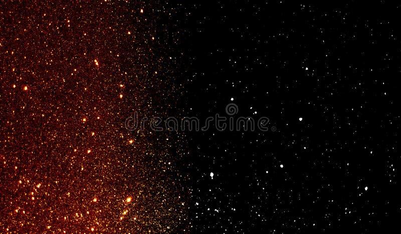 Текстурированные ярким блеском красные и черные затеняемые обои предпосылки стоковая фотография rf