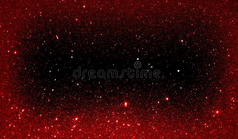 Текстурированные ярким блеском красные и черные затеняемые обои предпосылки стоковые изображения rf