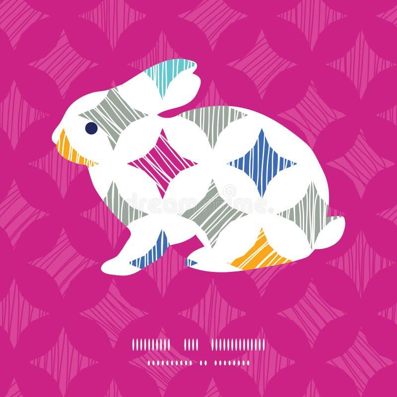 Текстурированный мрамор вектора красочный кроет цыпленка черепицей бесплатная иллюстрация