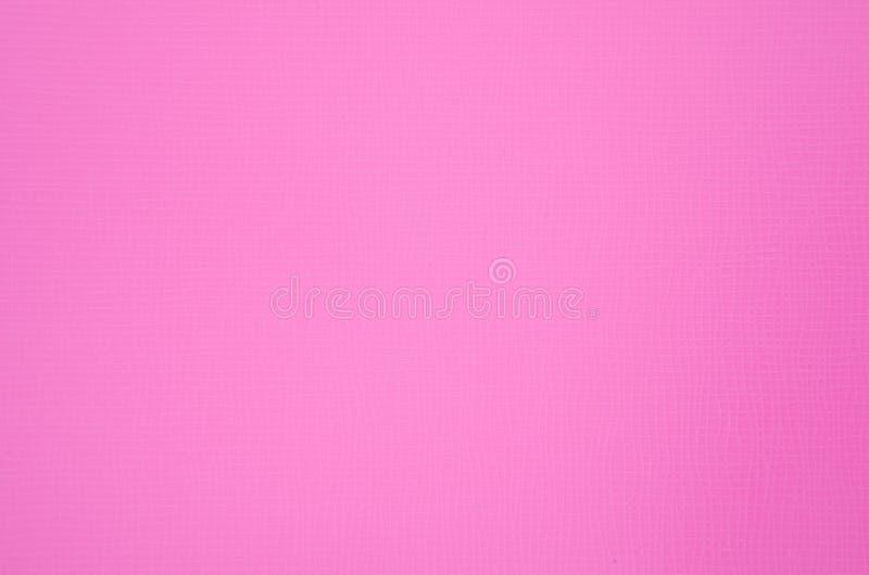 Текстурированный пинк предпосылки, бумажная стена стоковое изображение rf