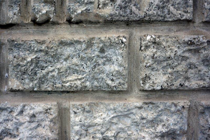 Текстурируйте материал предпосылки декоративный для конструкции плитки и партера, форм, прямоугольных каменных кирпичей стоковые изображения rf