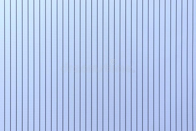Текстурируйте ткань в небольших кубах Ткани предпосылки голубые с черными нашивками стоковое изображение