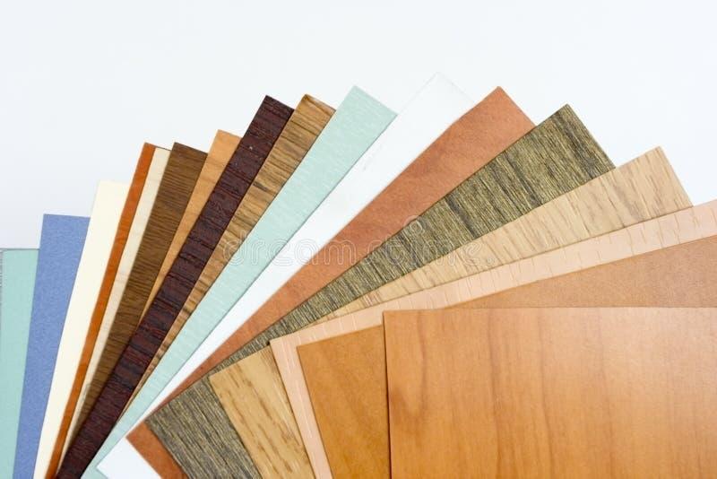 текстуры палитры мебели стоковая фотография rf