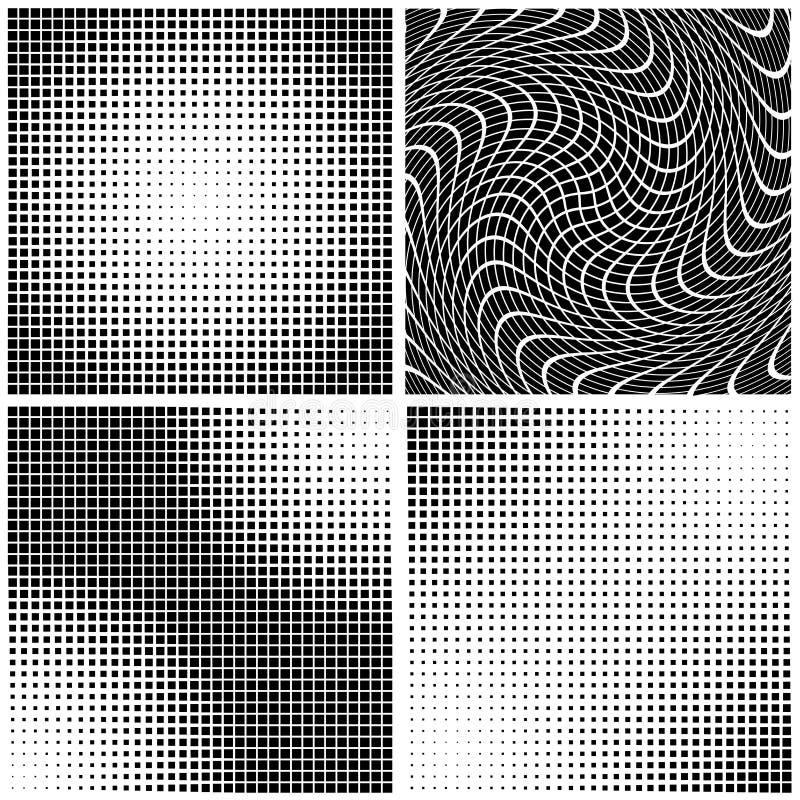 Текстуры увеличения многоточия бесплатная иллюстрация