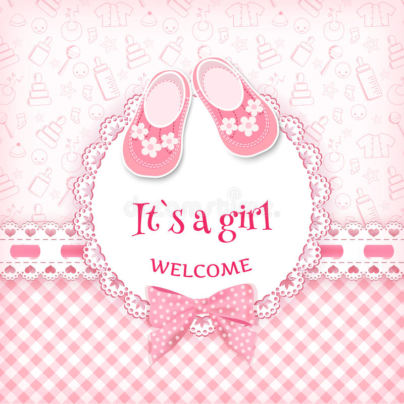 текст ливня карточки зайчика предпосылки младенца милый флористический иллюстрация вектора