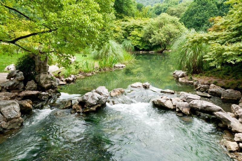 Download текущая вода потока стоковое изображение. изображение насчитывающей влажно - 37925317