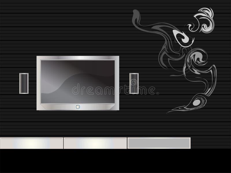 телевидение бесплатная иллюстрация