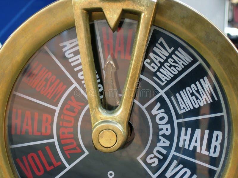 телеграф кораблей стоковая фотография